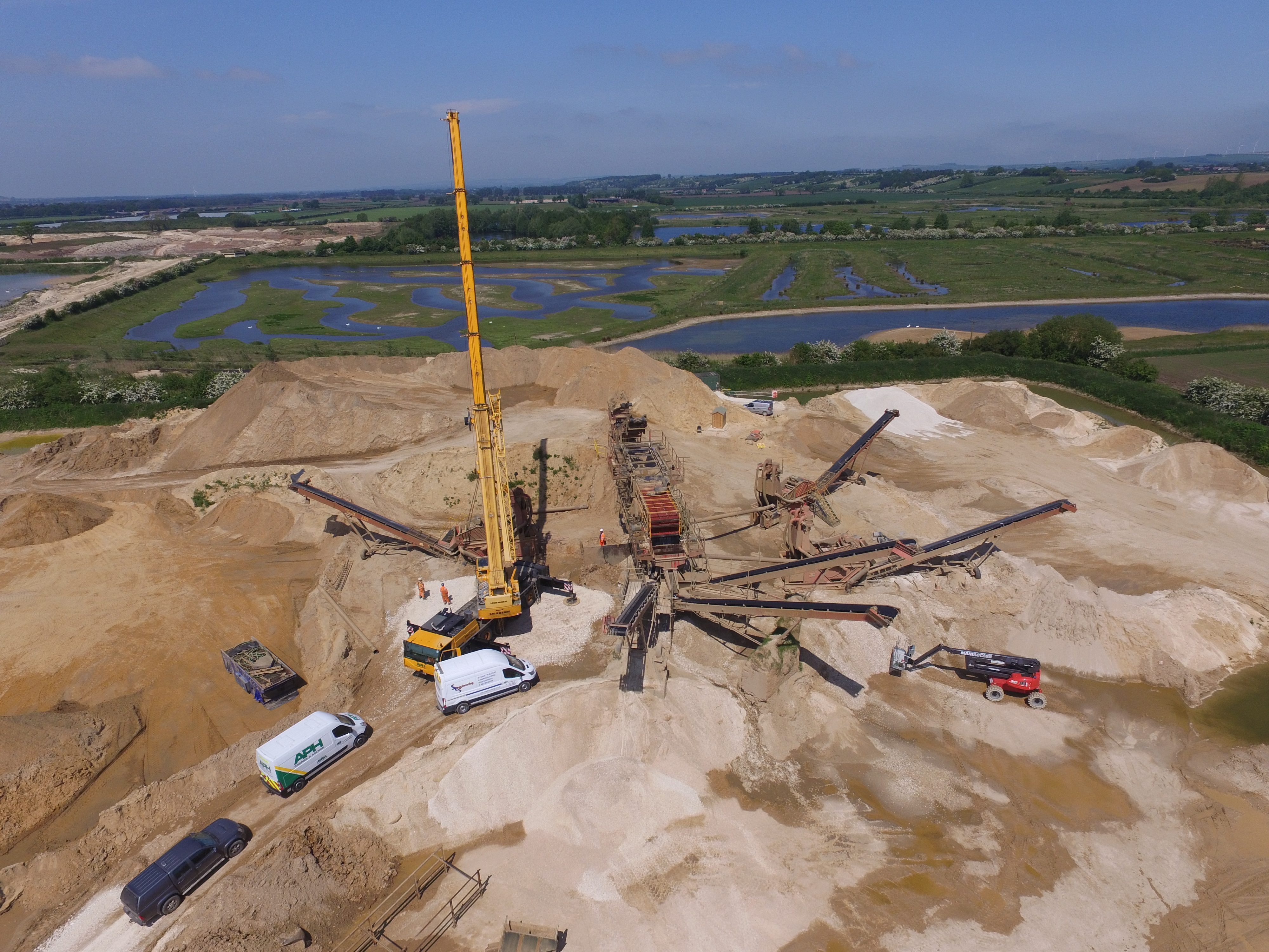 SES Quarry commission